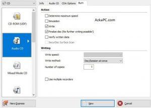 Nero Burning Rom Crack 23.5.1020 + Serial Key Latest Version