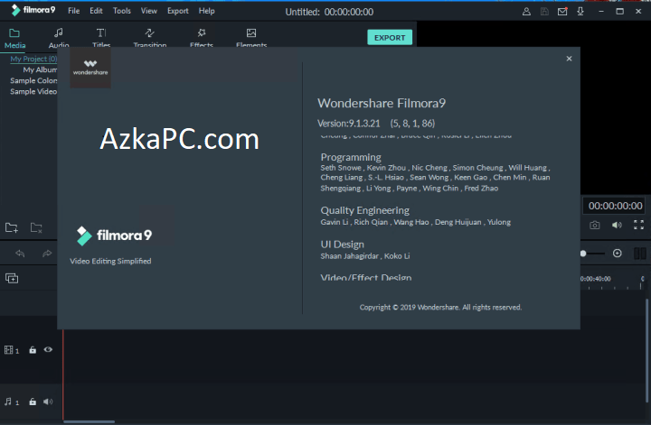 Wondershare Filmora 10.5.10.0 Crack Latest Download