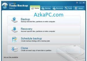 EaseUs Todo Backup 13.5 Crack + License Latest Version [2021]