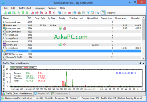 NetBalancer 10.2.5.2715 Crack Free Download [Latest Version 2021]