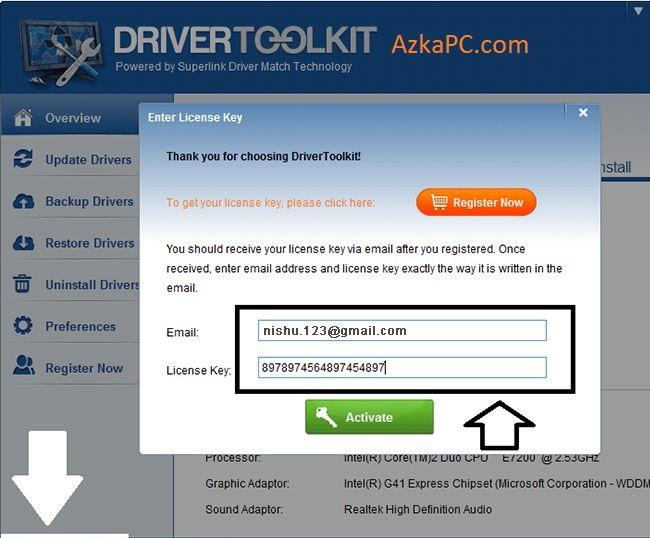 Driver Toolkit 8.9 Crack + License key Latest Version [2021]
