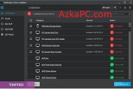 Ashampoo Driver Updater 1.5.0 Crack With Keygen New Version [2021]