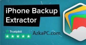 iPhone Backup Extractor 7.7.33.4833 Crack + Registration Key Latest Version [2021]