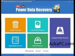 MiniTool Power Data Recovery 10.0 Crack + Serial Key Latest Version [2021]