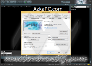 Blue Iris 5.4.9.18 Crack With Keygen 2021 Key Free Download