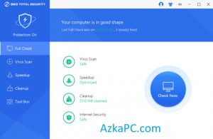360 Total Security 10.8.0.1382 Crack With Serial Key 2021 (Latest)