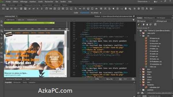 Adobe Dreamweaver CC v21.2 Crack Free + Keygen 2021 Download