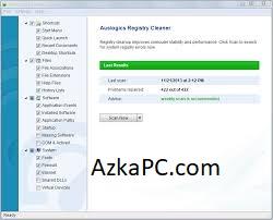 Auslogics Registry Cleaner 10.8.0.1248 Crack With Key 2021 Free Download