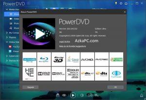 CyberLink PowerDVD Ultra 21.1 Crack Torrent Full Keygen 2021