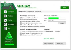 Smadav Pro Crack Rev 14.6 With Serial Key Lifetime Full Version Free Download 2021