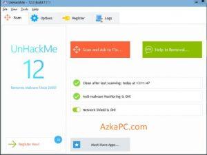 UnHackMe Crack 12.60.2021.0608 Registration Code Latest Version Free Download