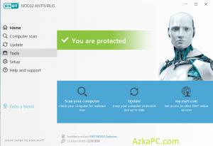 ESET NOD32 Antivirus 14.2.19.0 Crack