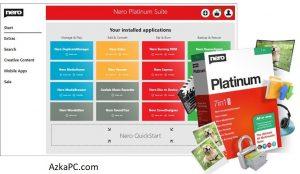 Nero Platinum 23.5.1020 Crack + Serial Key Full [2021 Update]