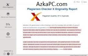 Plagiarism Checker X 7.0.10 Crack Keygen With License Key Free Download
