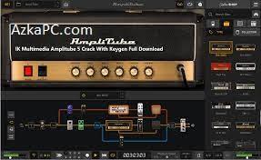 IK Multimedia Amplitube 5.0.2 Crack With Keygen Full Download