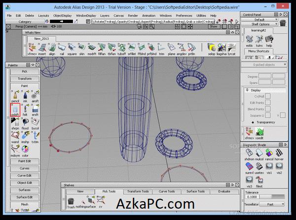 Autodesk Alias 2022 Crack + Product Key Free Download