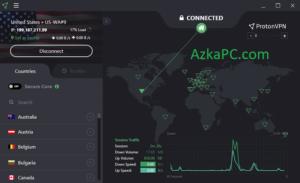 ProtonVPN 2.7.70.0 Crack And License Key Latest Version
