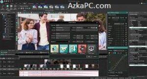 VSDC Video Editor Pro 6.7.5.302 Crack (64-bit) With Activation Key 2021