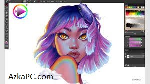 Corel Painter v22.0.0.164 Crack With (100% Working) Keygen [Latest]