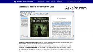 Atlantis Word Processor 4.1.3.4 Crack With New Download